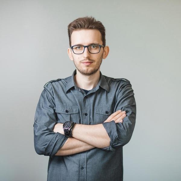mgr Dawid Koliński